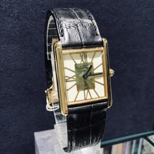 パルコオンラインストアにて ヴィンテージウォッチの販売開始いたしました。②【Cartier カルティエ】