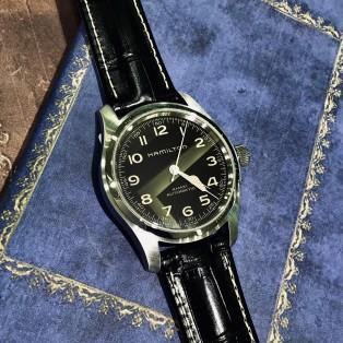 映画から誕生した名作腕時計【ハミルトン/HAMILTON】『インターステラー・マーフウォッチ』