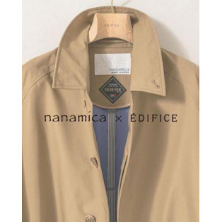 【nanamica / ナナミカ】別注 GORE-TEX 3レイヤー バルマカーン コート