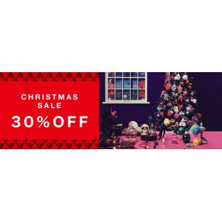 【クリスマスSALE】早くも一部商品30%OFF!!