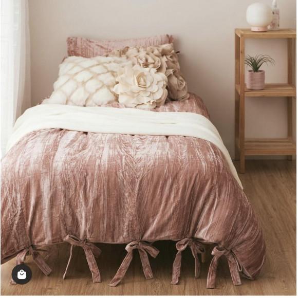 【NEW】クラシックベルベットのあったか寝具