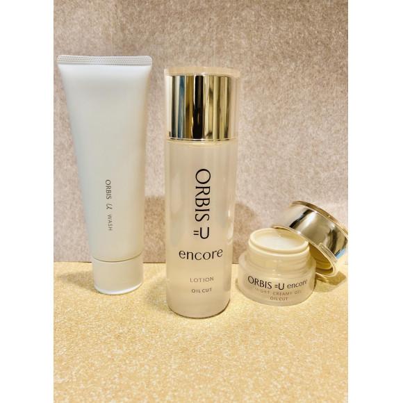 保湿力NO.1基礎化粧品〈オルビスユーアンコール〉