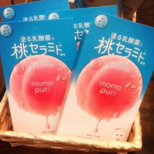ぷるジュレマスク♡momo puri