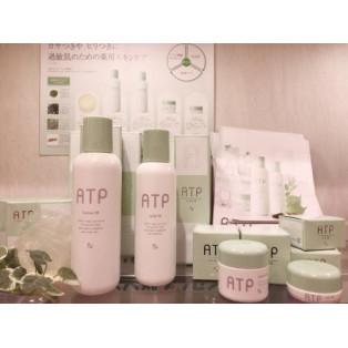 過敏肌のための薬用スキンケア カシー化粧品のATPシリーズが新しくなりました!!