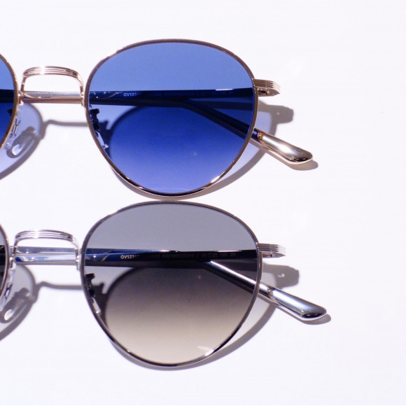 OLIVER PEOPLES × THE ROW「BROWNSTONE 2」
