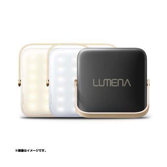 『ルーメナー』大容量モバイルバッテリー機能付き LEDランタン!