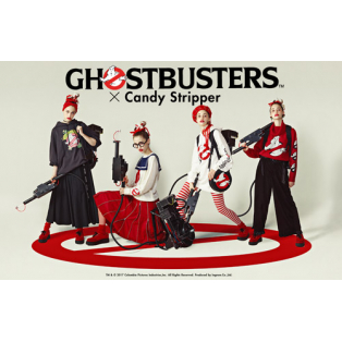 GHOSTBUSTERSコラボアイテム入荷!