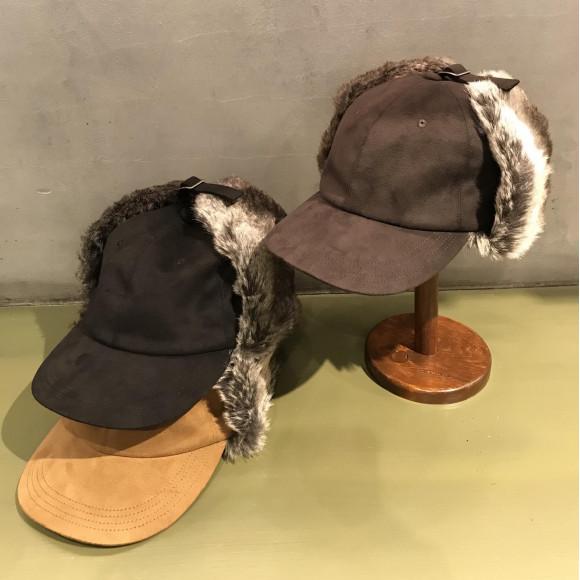冬の定番CAPです。