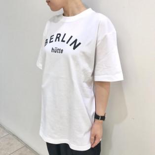 BERLINロゴTシャツ