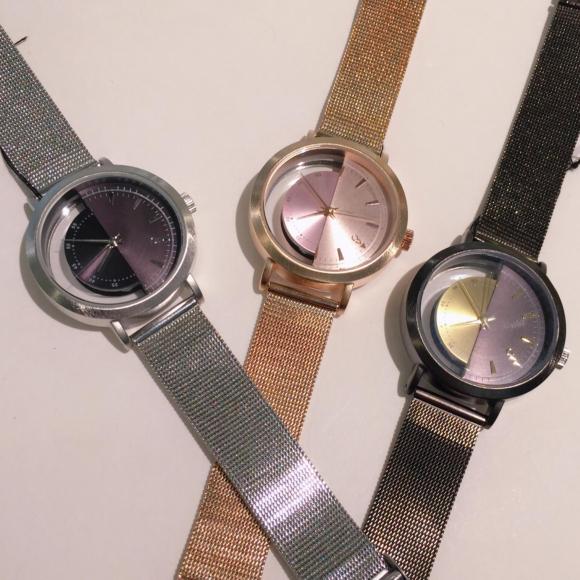 メッシュの時計✴︎