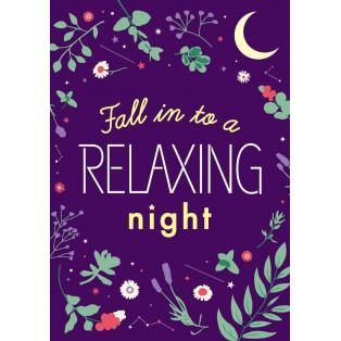 リラックスタイム♪『Fall in to a RELAXING night』プロモーション スタート!