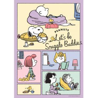 みんな大好きスヌーピー♪12月18日(金)から『Let's be snuggle buddies with PEANUTS!』プロモーション スタート☆