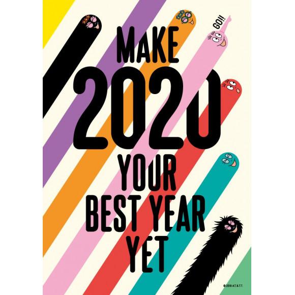 MAKE 2020 YOUR BEST YEAR YET プロモーション開催中☆★