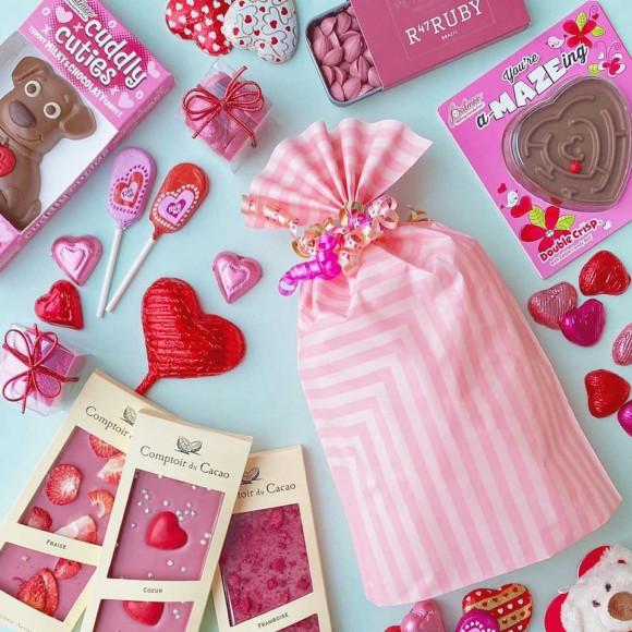 期間限定!ピンクのギフトバッグ!
