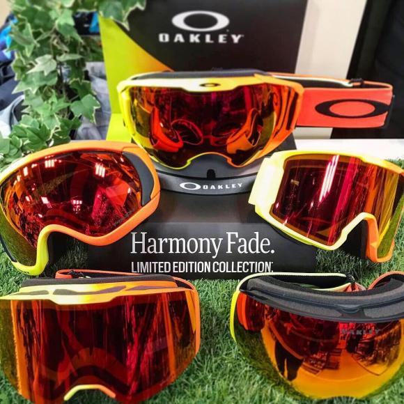 OAKLEY Harmony Fade LIMITED EDITION COLLECTION 入荷しました!!ムラスポ池袋店