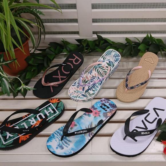 この夏のビーチサンダルは、ムラサキスポーツ池袋P'パルコ店で決まり!