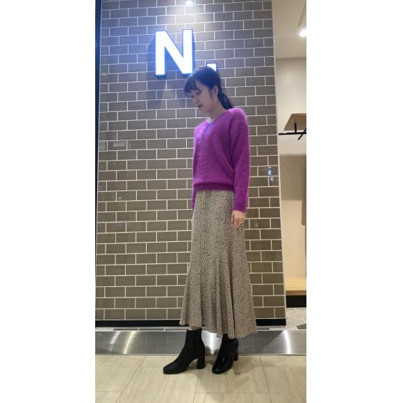 ★ペプラムロングスカート★