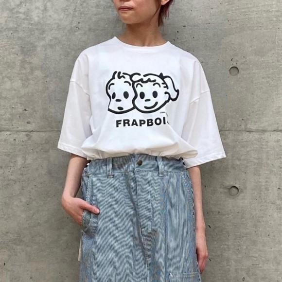 【4/30発売】FRAPBOIS × OSAMU GOODS (Tシャツ)