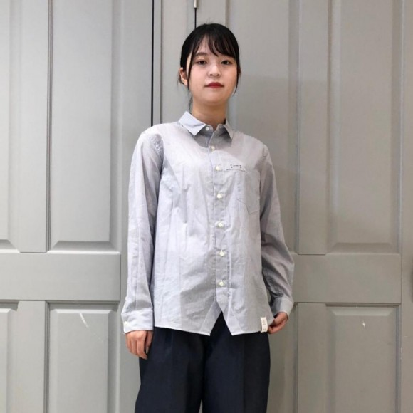 PARK ストライプシャツ(ショート)