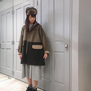 秋アウター◎メンズコート
