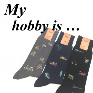 My hobby is …