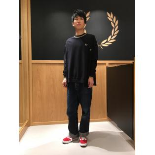 フレッドペリー × 77CIRCA 新アイテム