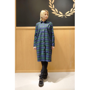 ■BLACKWATCH SHIRTDRESS■