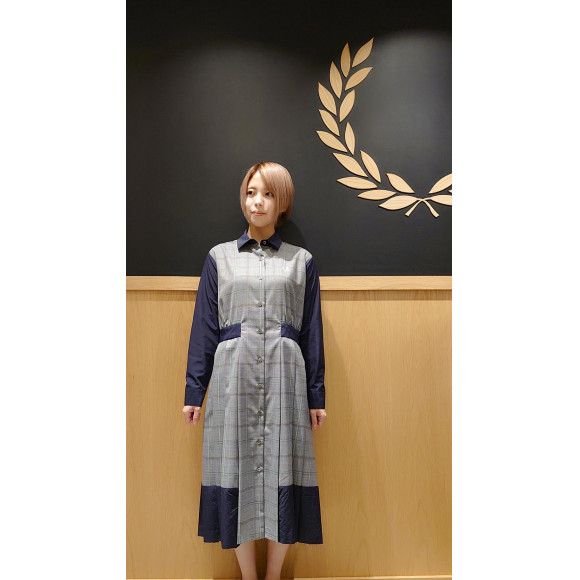 ■SPORTS CULTURE SHIRT DRESS■