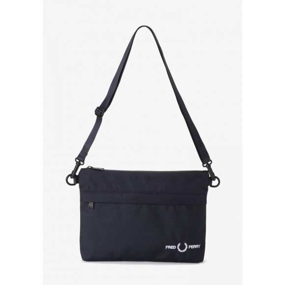 TEXTURED SACOCHE BAG