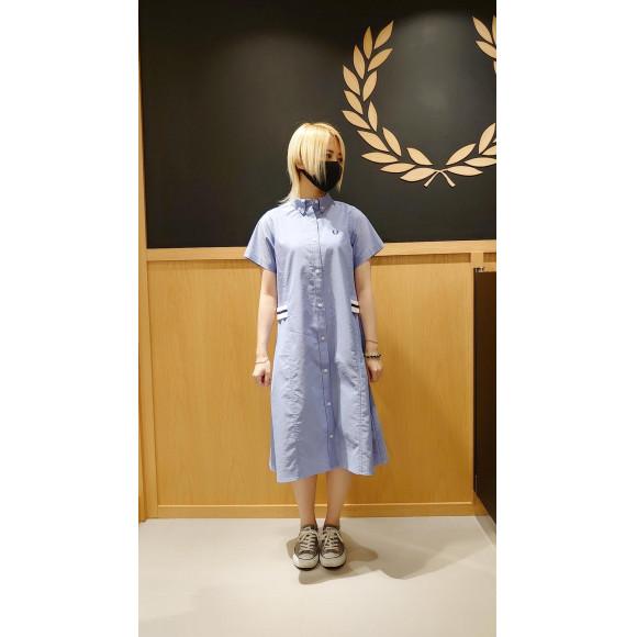 ■OXFORD SHIRT DRESS■