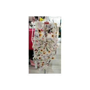 【池袋パルコ】 Primavera Liberty Fabric ナチュラルアップ ワンピース水着 7M号/9号