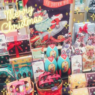 ★クリスマスギフトを贈りましょう!★