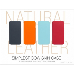 最高級の牛革を使用したシンプルでスマートなiPhoneケース登場!