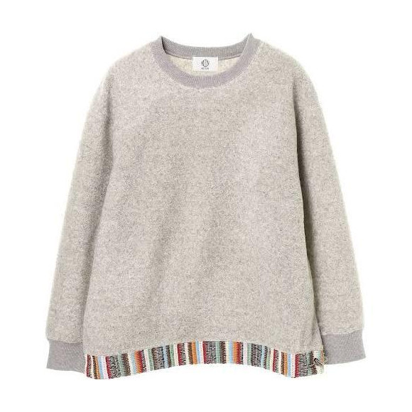 KUON / クオン SAKIORI PULL OVER SHIRT入荷
