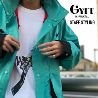【STAFF STYLING】18AW #05