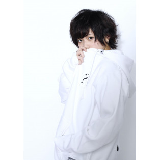 【SILLENT FROM ME】QUERY -Ziphood- (WHITE)