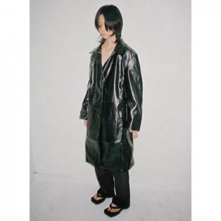 【PICK UP】IKUMI - FAKE LEATHER JACKET