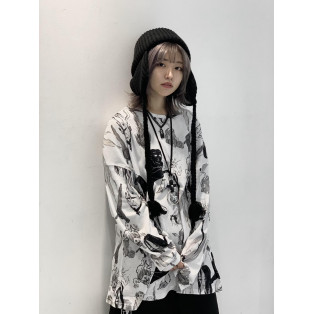 【NEW ARRIVAL】IKUMI - YOKAI LONG T & YOKAI RIB PANTS