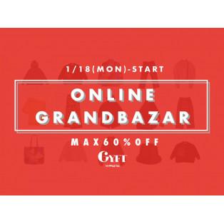 2021.1.18.MON.START.ONLINE GRANDBAZAR