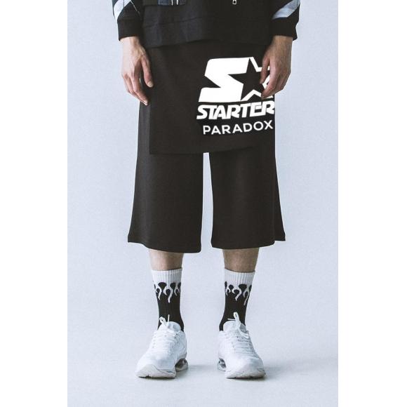 【PARADOX×STARTER】BUMFLAP PANTS
