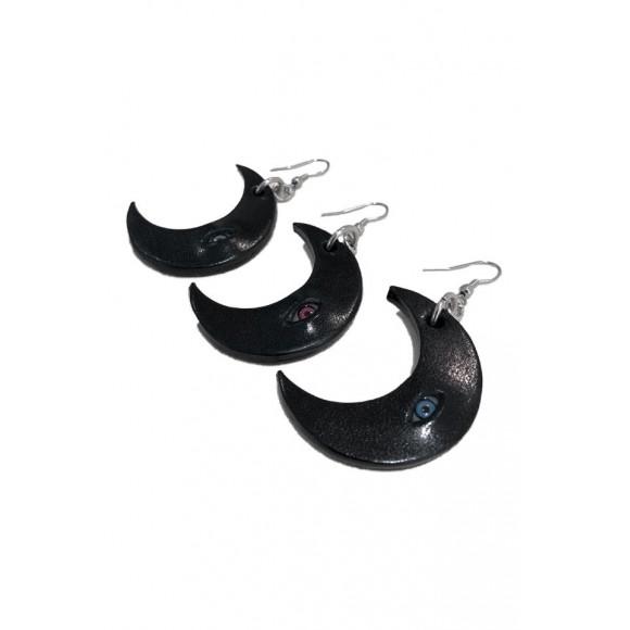 【CMYKRewks】xxxmoonlight Earrings