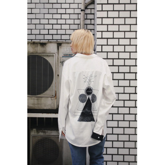 【NEW ARRIVAL】LISTLESS - LONG SHIRTS In mind