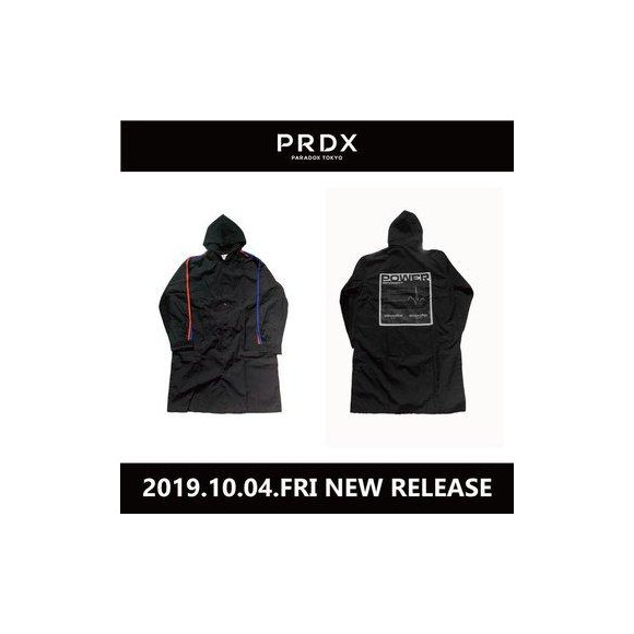 【NEW ARRIVAL】PARADOX - HOODED SHIRTS
