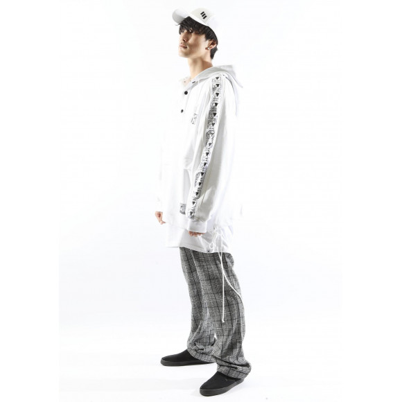 【NEW ARRIVAL】SILLENT FROM ME - KNOWLEDGE -Wool Slacks-