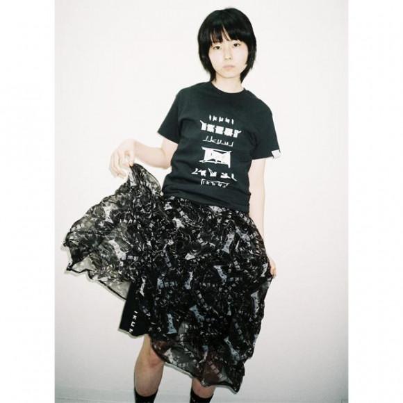 【PICK UP】IKUMI - IKUMI LOGO T