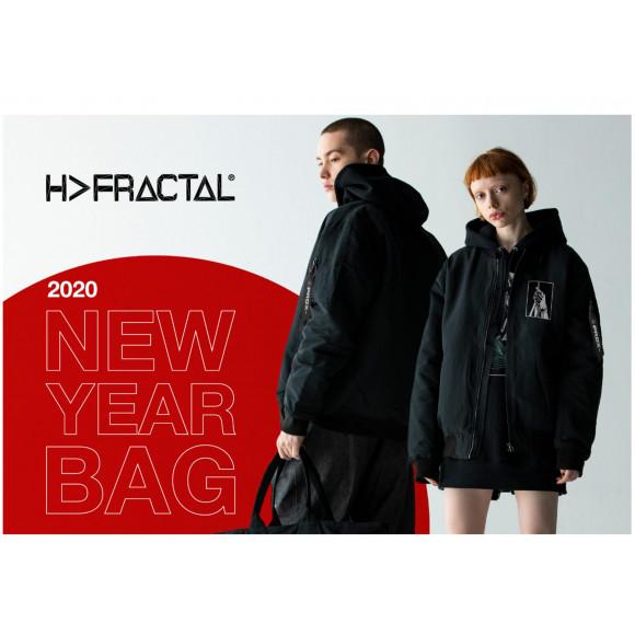 GYFT by H>FRACTAL 2020 WINTER SALE & NEW YEAR BAG