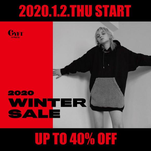 【GYFT by H>FRACTAL 2020 WINTER SALE】セールアイテムのご紹介 vo.2