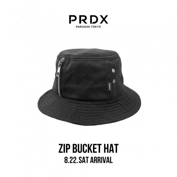 【PICK UP】PRDX - ZIP BUCKET HAT / CORDURA NYLON SHOULDER BAG
