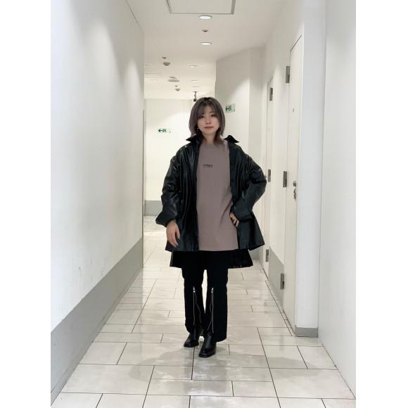 【NEW STYLING】MUZE × 攻殻機動隊 SAC_2045 - 2045 Chapter L/S T-SHIRTS