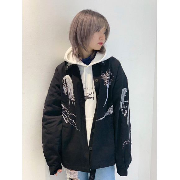 【NEW STYLING】 GYFT OUTER STYLING